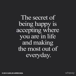 The secret of 