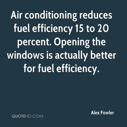 Air conditioning reduces 