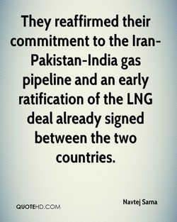 They reaffirmed their 
