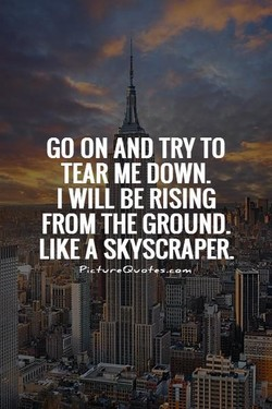 GO ON AND TO 