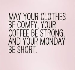 MAY YOUR CLOTHES 