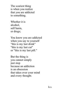The scariest thing 