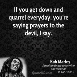 If you get down and 