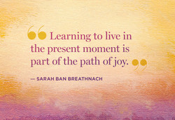 Learning to live in 