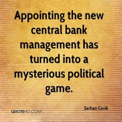 Appointing the new 