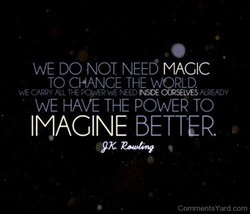 WE DO NOT NEEö MAGIC 