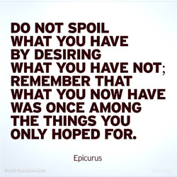 DO NOT SPOIL 