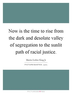 Now is the time to rise from 