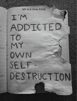 MY SUICIDAL PATH 