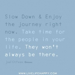 s low Down & Enjoy 