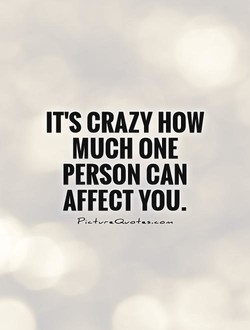 IT's CRAZY HOW 