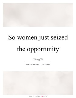 So women just seized 