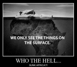 WE ONLY THINGSON 