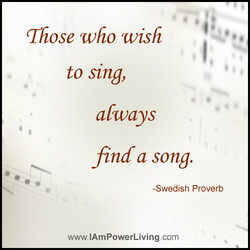 Those who wish 