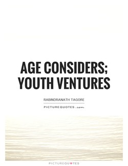 AGE CONSIDERS; 