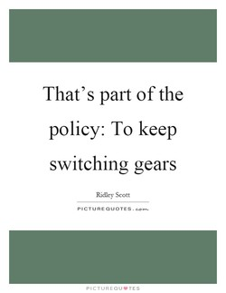 That's part of the 