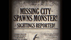 MISSING CITY 