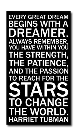 EVERY GREAT DREAM 