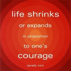 life shrinks 