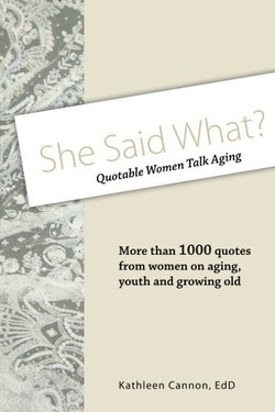 She Said What? 