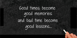 Cood times become 