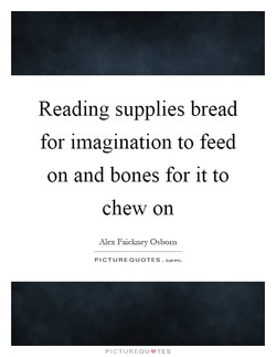 Reading supplies bread 