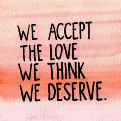 WE ACCEPT 