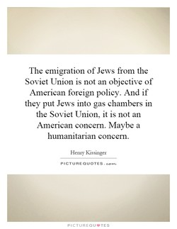 The emigration of Jews from the 