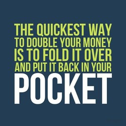 THE QUICKEST WAY 