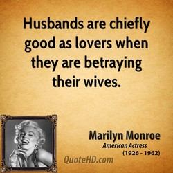 Husbands are chiefly 