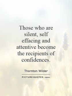 Those who are 