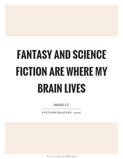 FANTASY AND SCIENCE 
