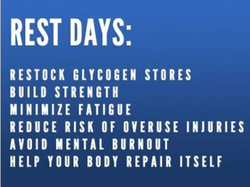 REST DAYS: 