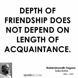 DEPTH OF 