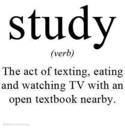 study 
