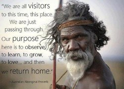owe are all visitors 