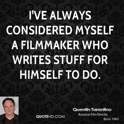 I'VE ALWAYS 