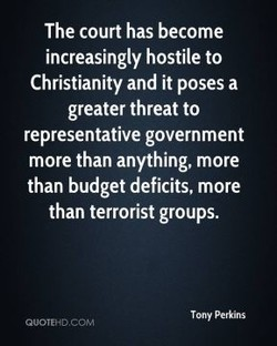 The court has become 