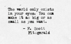The only exists 