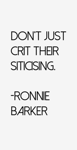 DON'T JUST 