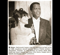 Oscar: Deliriously happy over his selection as best actor 