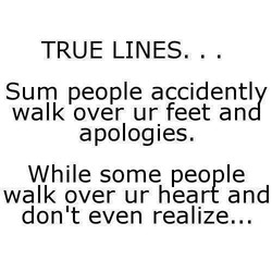 TRUE LINES. 
