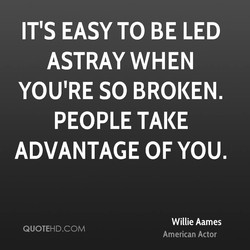 IT'S EASY TO BE LED 