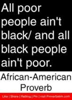 All poor 