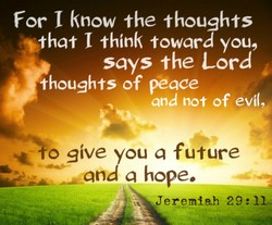for I Know the thoughts 