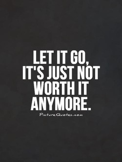 LET IT GO, 