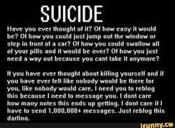 SUICIDE 