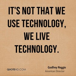 IT'S NOT THAT WE 