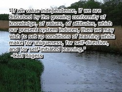 Zl•f value independence, if we are 