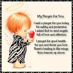 My Prayer for Y cu 